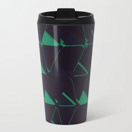3D Futuristic GEO BG II Travel Mug