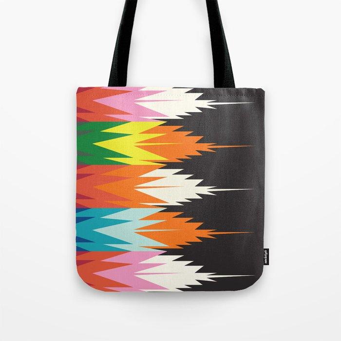 American Native Pattern No. 123 Tote Bag