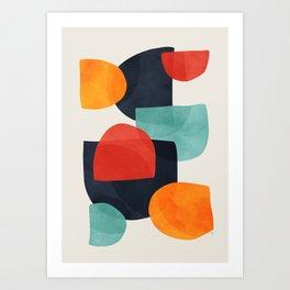 Myla Art Print