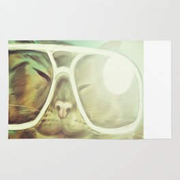 Cat Selfie Rug