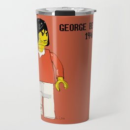 George Best Travel Mug