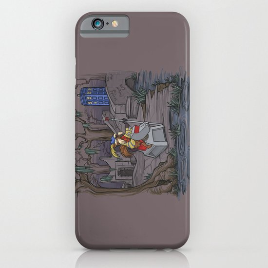 WHO Shall Not Pass iPhone & iPod Case