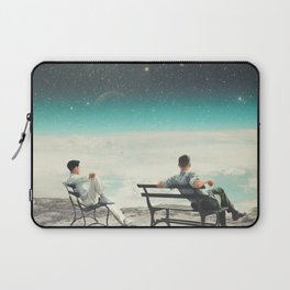 You Were There, in my Deepest Silence Laptop Sleeve