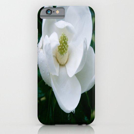 Magnolia Flower iPhone & iPod Case