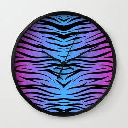 Magic Zebra Wall Clock