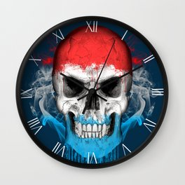 To The Core Collection: Luxembourg Wall Clock