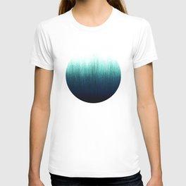 Teal Ombré T-shirt