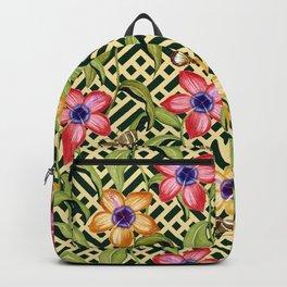 Intricate Garden Backpack