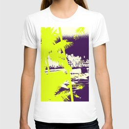 Overlap T-shirt