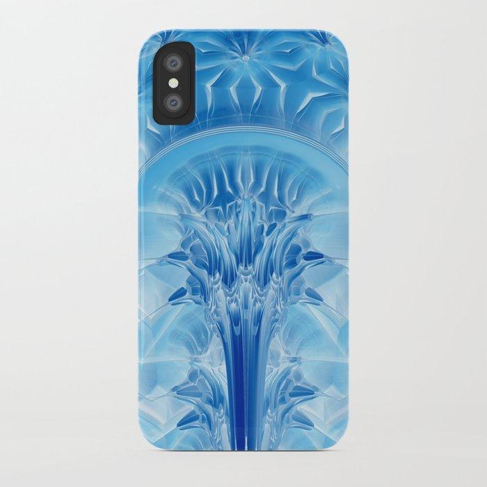 Ice Palace iPhone Case