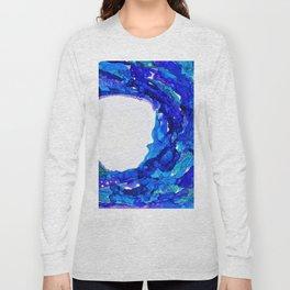 W A V E S Long Sleeve T-shirt