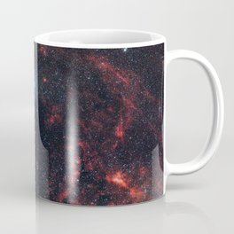 Cygnus Constellation Coffee Mug