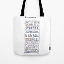 Freezer Goals Tote Bag