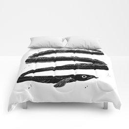 European Eel Comforters