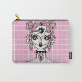 Sickly Sweet (Pink) Carry-All Pouch