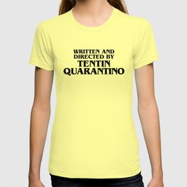 Tentin Quarantino T-shirt