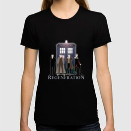 The Doctor Of Regeneration T-shirt