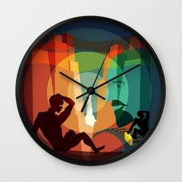 WEB Du Bois Wall Clock