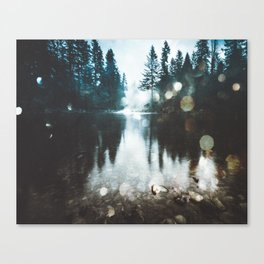 Dreaming of PNW Canvas Print