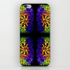 Moonglasses Blues iPhone & iPod Skin
