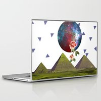 oriental Laptop & iPad Skins featuring Oriental by Nasaém