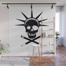 Pirates of Brooklyn Wall Mural
