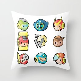 May the Bosses be with You Throw Pillow