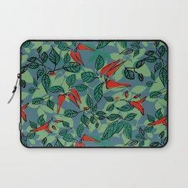 chillie (blue) Laptop Sleeve