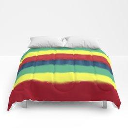 Tie Graphic Comforters