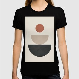 Geometric Modern Art 30 T-shirt