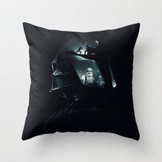 Dark Empire Throw Pillow