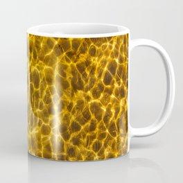 Seafloor with reflecting light Coffee Mug