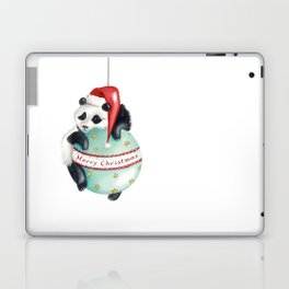 Christmas Panda Laptop & iPad Skin