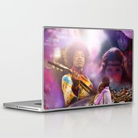 woodstock Laptop & iPad Skins featuring Woodstock 1969 by ZiggyChristenson