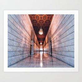 NYPL Art Print