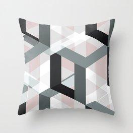 geometric 11 Throw Pillow