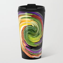 The whirl of life, W1.9B Travel Mug