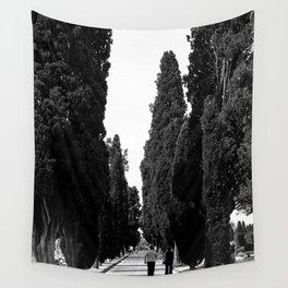 Cemetery #2 Wall Tapestry