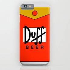 Duff Beer! iPhone 6s Slim Case