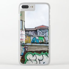Urban Assault Clear iPhone Case