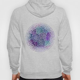 Floral Abstract 22 Hoody
