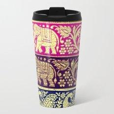 Elephant Boho Travel Mug