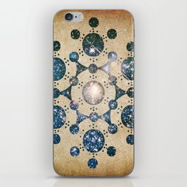 The Wiltshire Circle iPhone Skin