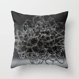 Divine Shield II Throw Pillow