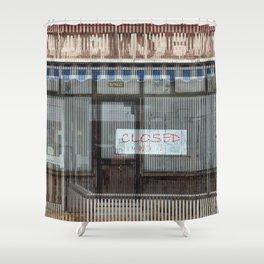 Dead Shop 08 Shower Curtain