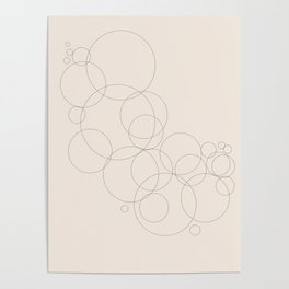 Abstract Composition - Simple & Nice Poster