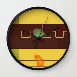 exceed Wall Clock