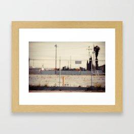 in focus. iv Framed Art Print