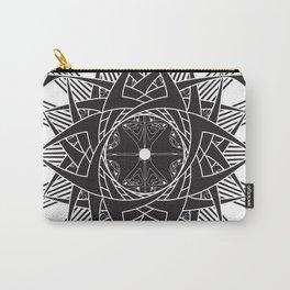 Art Nouveau Deco Mandala 2 Carry-All Pouch