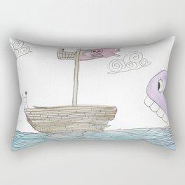 The Pirates Rectangular Pillow